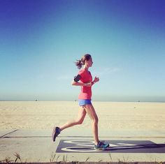 Le running de Christy Turlington