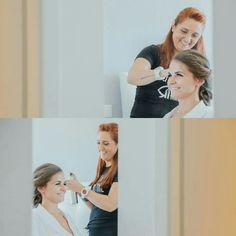 #femmecabeleireiros #bride #hairdo #penteados #noiva