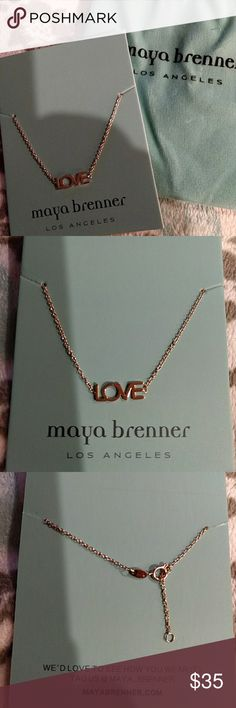 🐦NWT bracelet This Maya brenner bracelet was in my fabfitfun box and never worn. It comes with the cute little drawstring bag. fabfitfun Jewelry Bracelets