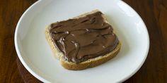 Dieses selbstgemachte Nutella ist sogar vegan.