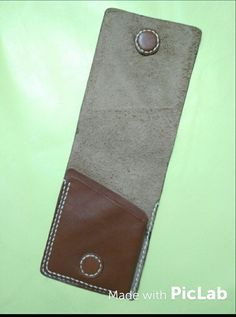 d62f47241b8 Simple leather wallets SS 15  Easy