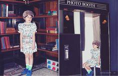 Misha Lulu's Bela in the Ace Hotel. Babiekins Magazine - Issue 12