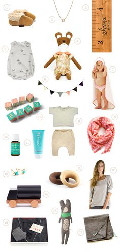 Gift guide for babies | 100 Layer Cakelet