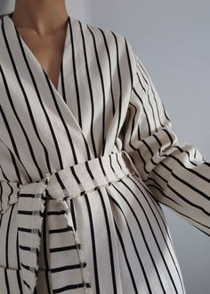 """fashiion-gone-rouge:  """"http://rodeo.net/maria/2016/03/10/linen-robe/  """""""