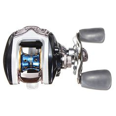 Bearings High Speed Bearings High Speed Baitcasting Fishing Reels Right Handed - GhillieSuitShop Bass Fishing Tips, Fishing Knots, Carp Fishing, Best Fishing, Ice Fishing, Fishing Reels, Fishing Tackle, Fishing Lures, Crappie Fishing