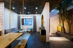 7x7 House,© Quang Dam