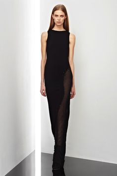 donna karan fall 2014 collection
