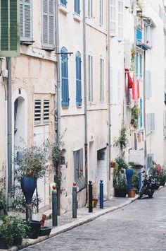 Marseille, Quartier du Panier, Provence / Tippy.fr