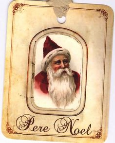 French Pere Noel