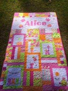 Seams Sew Together: Alice's Quilt