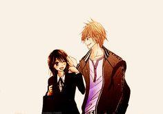 Teru and Kurosaki