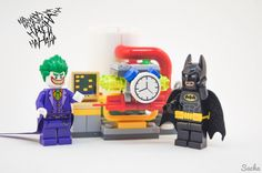 "215 Synes godt om, 5 kommentarer – Sacha W. (@sachabricks) på Instagram: """"The Joke is on you, Batman!"" ▫️▫️▫️▫️▫️▫️▫️▫️▫️▫️▫️▫️▫️▫️▫️▫️▫️▫️▫️ #lego #brick #bricknetwork…"""