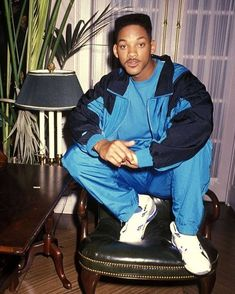 The Fresh Prince of Bel Air. Mode Gangster, Estilo Gangster, The Smiths, Style Streetwear, Streetwear Fashion, Fresh Prince, Hip Hop Fashion, 90s Fashion, 90s Style