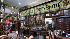 James Smith & Sons - visitlondon.com. Love this store! Lived by it when studying abroad. Must visit when we are there!