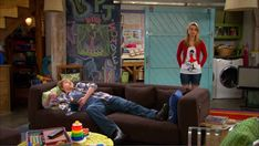 "The Duncans' Denver Home on ""Good Luck Charlie"" - Hooked on Houses"