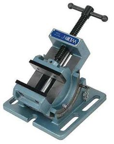 Clamps and Vises 20761: Wilton Cr3 Drill Press Vise,Angle,Cradle Style,3 In -> BUY IT NOW ONLY: $58.93 on eBay!