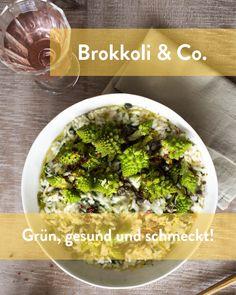 In diesen Rezepten mit Brokkoli und Co. steckt Power Marley Spoon, Spinach, Fresh, Health