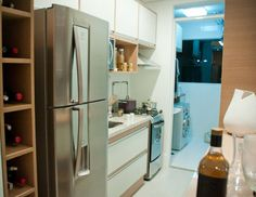 Cozinha do decorado - http://planoeplano.com.br/imovel/fatto-momentos