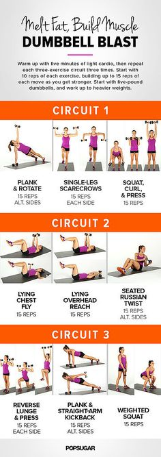 Incinerate Fat and Build Muscle With This Kick-Ass Workout