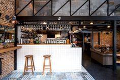 True Burger #Restaurant by Kley Design Studio kley #design studio restaurant