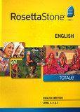 Rosetta Stone Version 4 TOTALe: English (British) Level 1, 2 & 3 - Mac|Windows, Multi, ROS228800F015