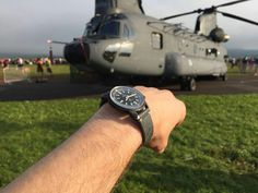Enicar Sherpa OPS meets Chinook Diving, Watches, Leather, Accessories, Style, Fashion, Swag, Moda, Scuba Diving