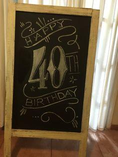 Felices 40!!!!!