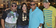 Filmación de video clip de Saiko con La K-shamba   A Son De Salsa