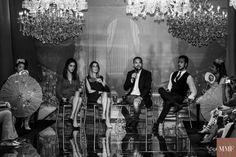 Palestrantes da feira Casamoda Noivas Mais 2015 - Casa Petra - Decor 1-18 project - Helo babi Leite Luciano Martins Fabio Mattar Pupi