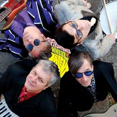 The Fleshtones - Wheel Of Talent (full official album stream)