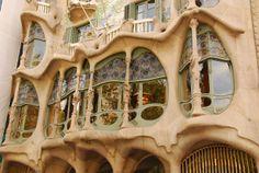 Casa Batlo - Barcelona, Spain