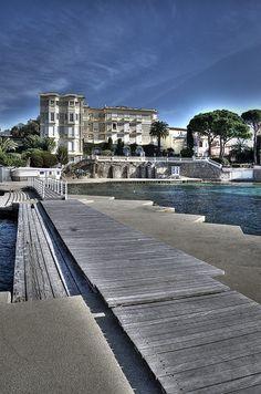 La Belles Rives, during the off season. Ansel Adams, Saint Tropez, Hotel Belles Rives, Provence, Cap D Antibes, Juan Les Pins, Villefranche Sur Mer, Le Cap, Live In Style