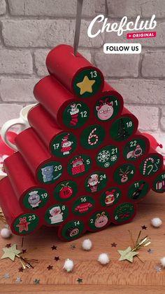 Christmas Ornament Crafts, Christmas Crafts For Kids, Christmas Goodies, Homemade Christmas, Diy Christmas Gifts, Christmas Art, Christmas Projects, Holiday Crafts, Christmas Holidays