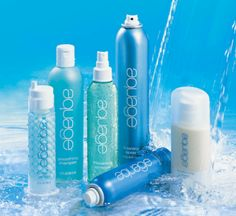 the aquage hair line...definitely recommend!