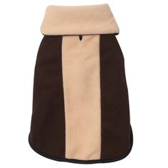 Zack  Zoey Polyester Fleece Dog Jacket XXSmall Brown ** Visit the image link more details.