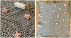 Stitching stars in place