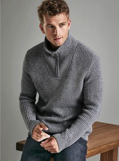 Benjamin Eidem for the H&M's Winter 2015-2016 lookbook