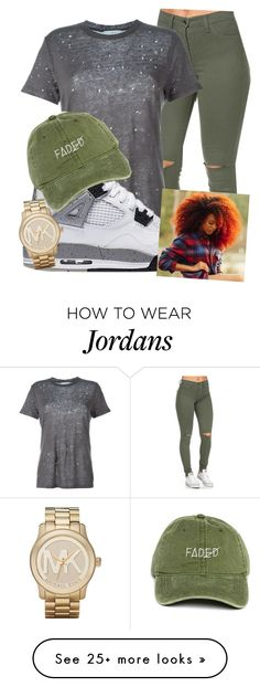 """""""Untitled #175"""" by brooklynnmckenna on Polyvore featuring IRO and Michael Kors"""