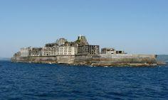 The Island Shaped Like a Battleship: Hashima-1