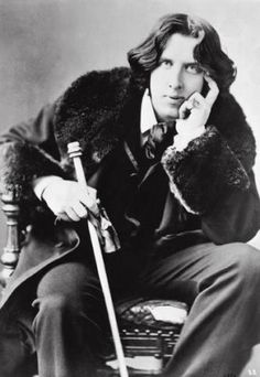 """Oscar Wilde (1854-1900)  """"My wallpaper and I are fighting a duel to the death. One or the other of us has to go.""""    Oscar Wilde was an Irish playwright, poet, and author. He wrote numerous short stories and one novel. Wilde was known for his biting wit and he became one of the most successful playwrights of the late Victorian era."""