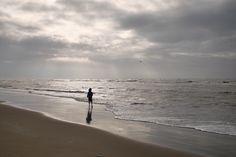 strand & zee & zon & #wolken #zandvoort #noordholland