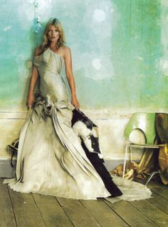 #katemoss turquoise...   http://rstyle.me/n/hp39anqmn