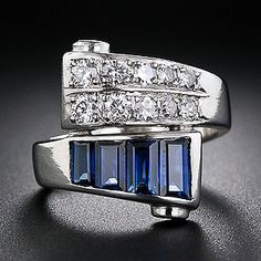 Art Deco Jewelry -ring