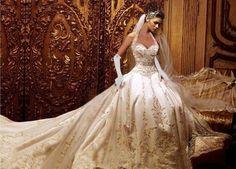 Persian Bridal Dresses