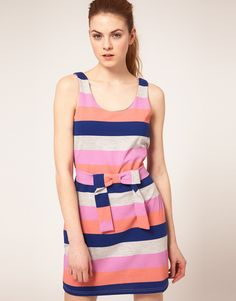 Super cute dress for spring/summer!