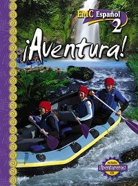 NEW! Five Level Spanish Textbook Program from EMC Publishing, ¡Aventura! Second Edition, Level 2 is a Spanish program for the 21st century. ¡Aventura! Second Edition cleverly integrates fun and engaging activities with state-of-the-art technology that speak to today's connected learner. The program motivates students to rapidly develop language proficiency and cultural understanding.