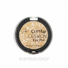 [TONYMOLY] Crystal Cushion Eye Pot No.02 Tweed Gold
