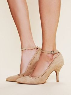 Jeffrey Campbell Estella Heel