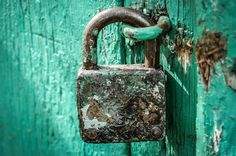 By Wlodek, Old, Close, Hack, Closed, Rust, Key, Castle