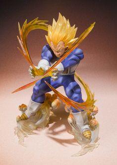 Crunchyroll - Store - Figuarts ZERO - Dragonball Z Super Saiyan Vegeta